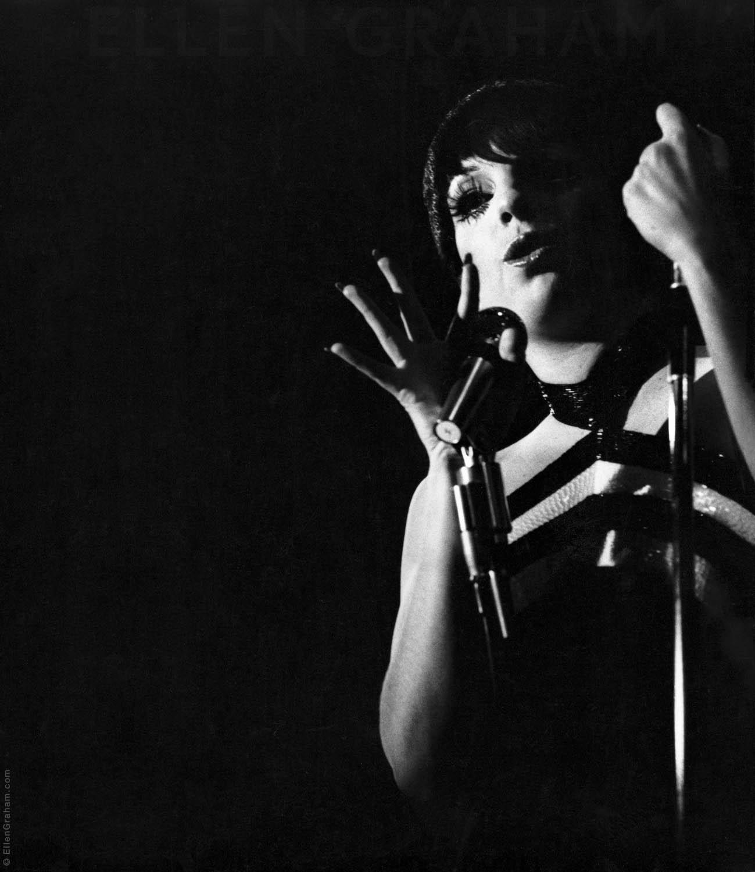 Liza Minnelli, Las Vegas, NV, 1972