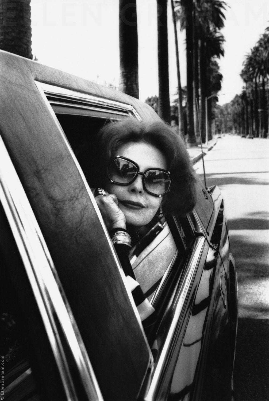 Arlene Dahl, Beverly Hills, CA, 1987