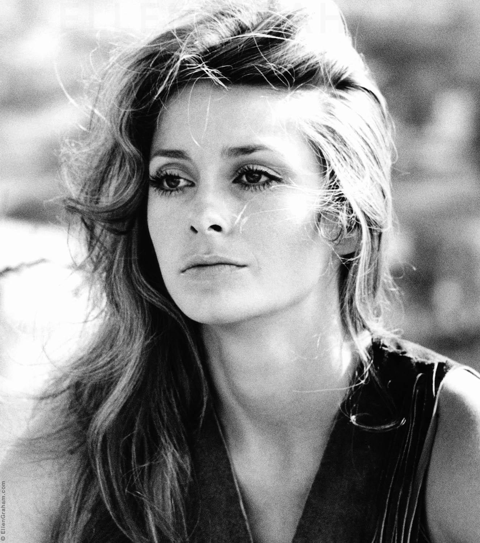 Elizabeth Ashley, Fresno, CA, 1969