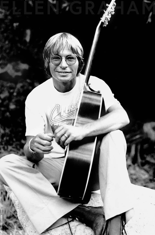 John Denver, Los Angeles, CA, 1976