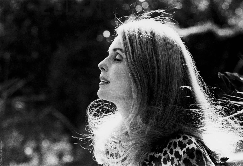 Rosemarie Stack, Del Mar, CA, 1970