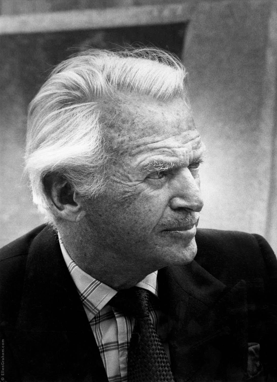 Douglas Fairbanks Jr. , New York, NY, 1984
