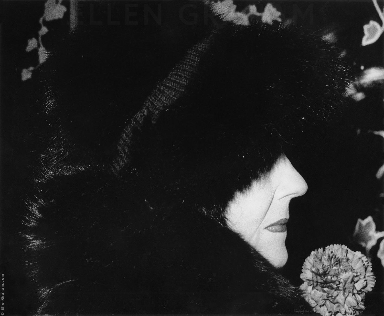 Gloria Swanson, New York, NY, 1977