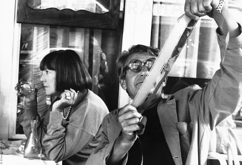 June Newton, Helmut Newton, Paris, France, 1990