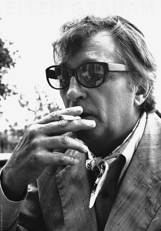 Robert Mitchum, Beverly Hills, CA, 1978