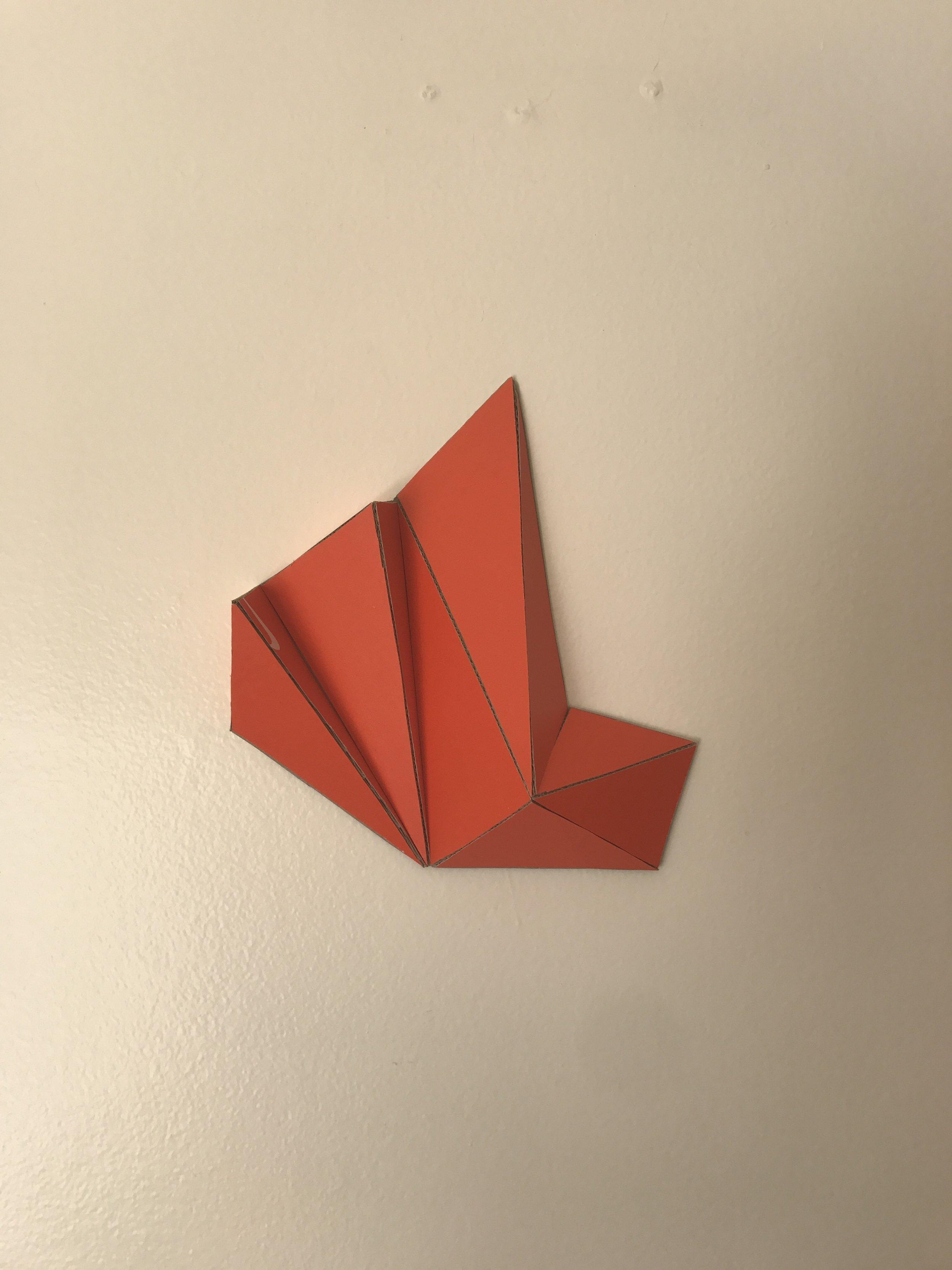 Projection Model: Weird Birds - Sculpture / Series: Projection Model / Weird Birds