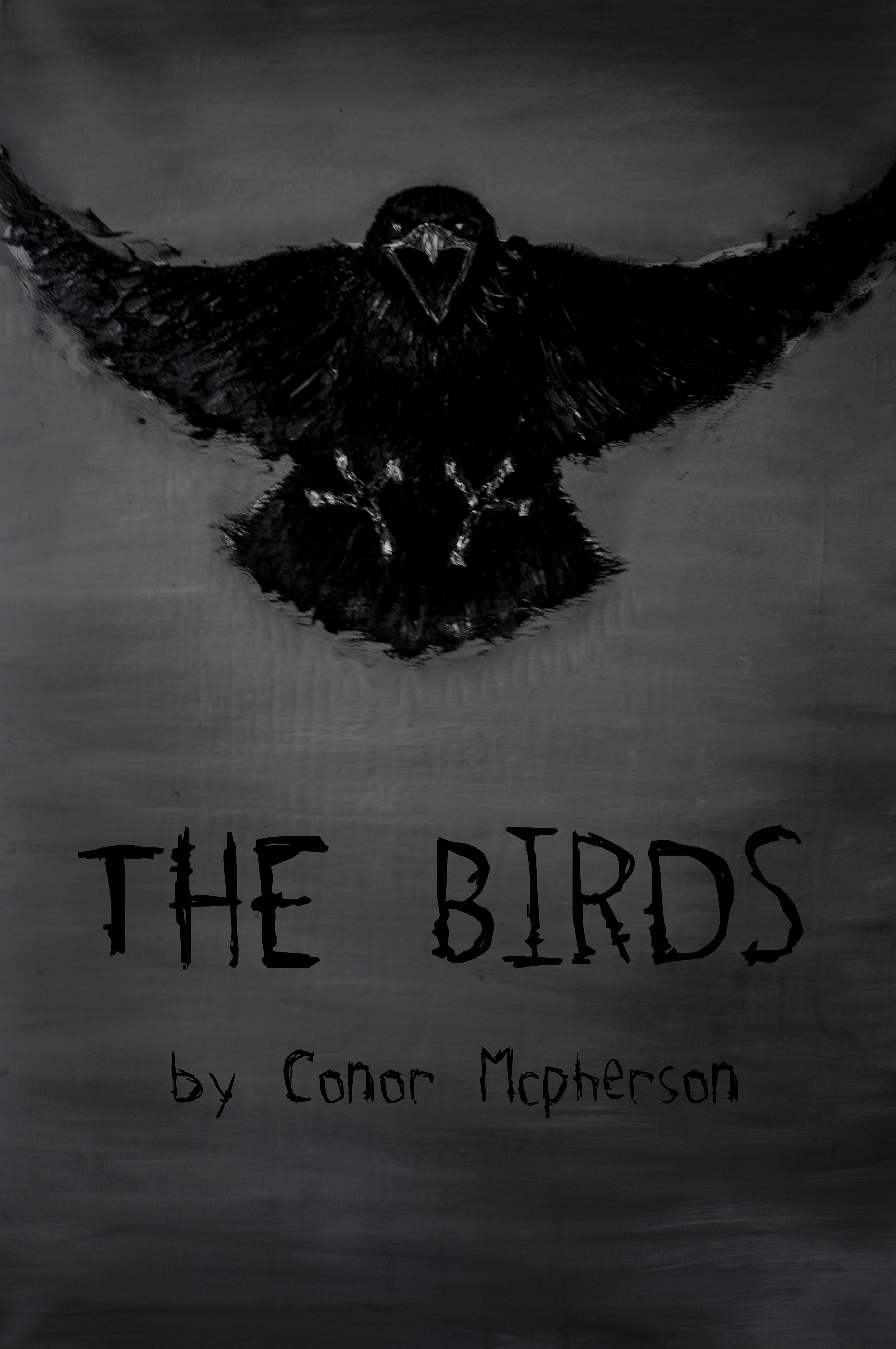 The Birds - by Conor McPhersonOct 18, 2019 - Nov 3, 2019Daphne du Maurier's short story, also the basis for Alfred Hitchcock's classic film, is boldly adapted by Conor McPherson—a gripping, unsettling, and moving look at human relationships in the face of societal collapse. In an isolated house, strangers Nat and Diane take shelter from relentless masses of attacking birds. They find relative sanctuary but not comfort or peace; there's no electricity, little food, and a nearby neighbor may still be alive and watching them. Another refugee, the young and attractive Julia, arrives with some news of the outside world, but her presence also brings discord. Their survival becomes even more doubtful when paranoia takes hold of the makeshift fortress—an internal threat to match that of the birds outside.
