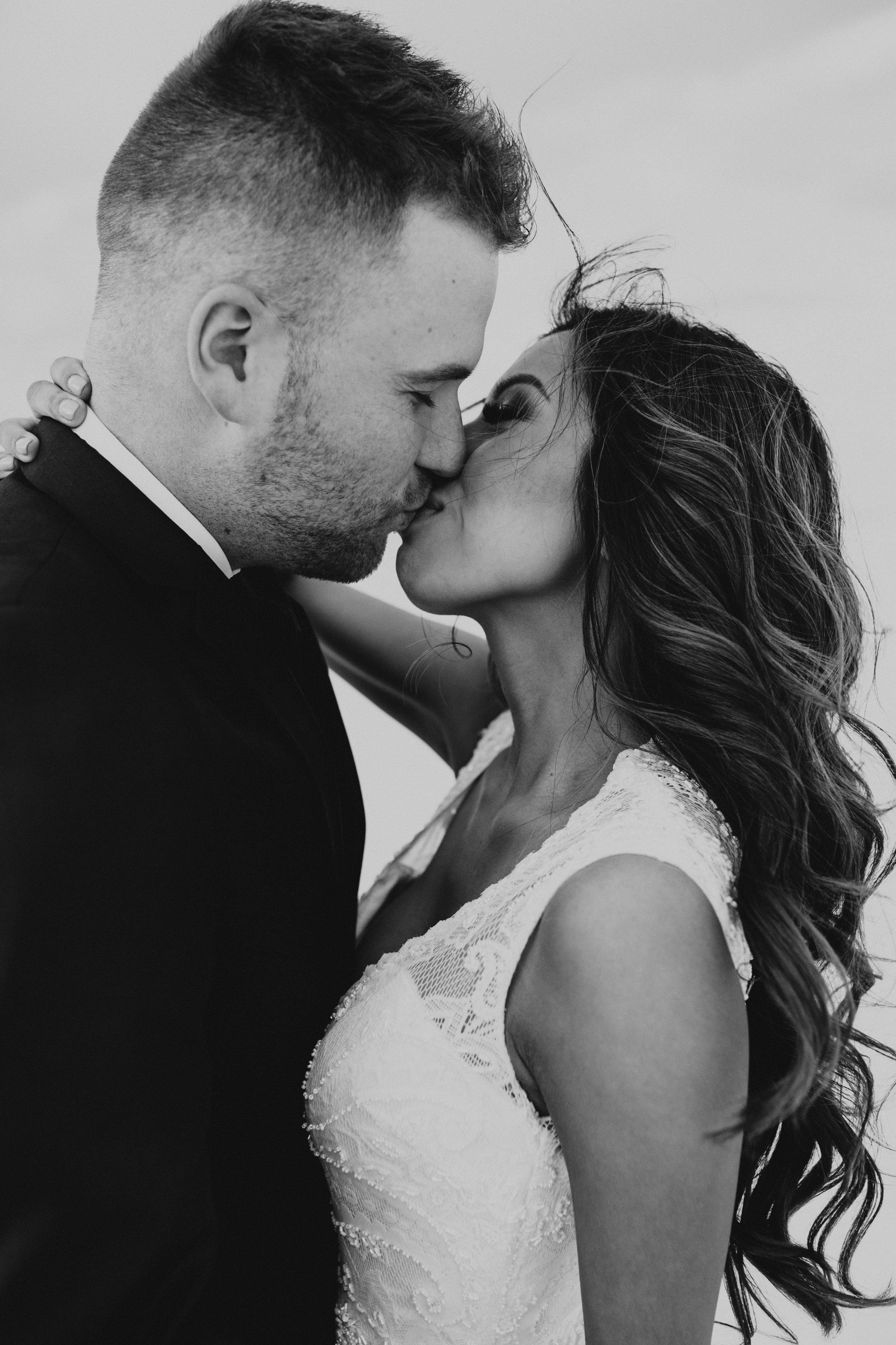 Salt Flats Elopement Wedding