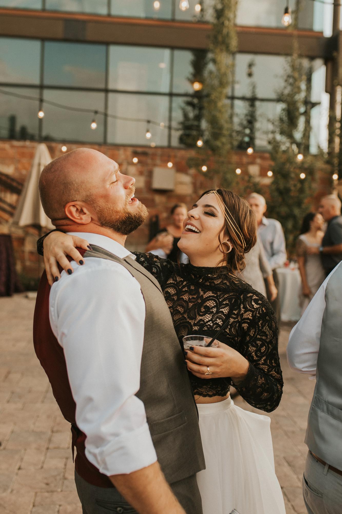 Jeremy Ranch Park City Wedding