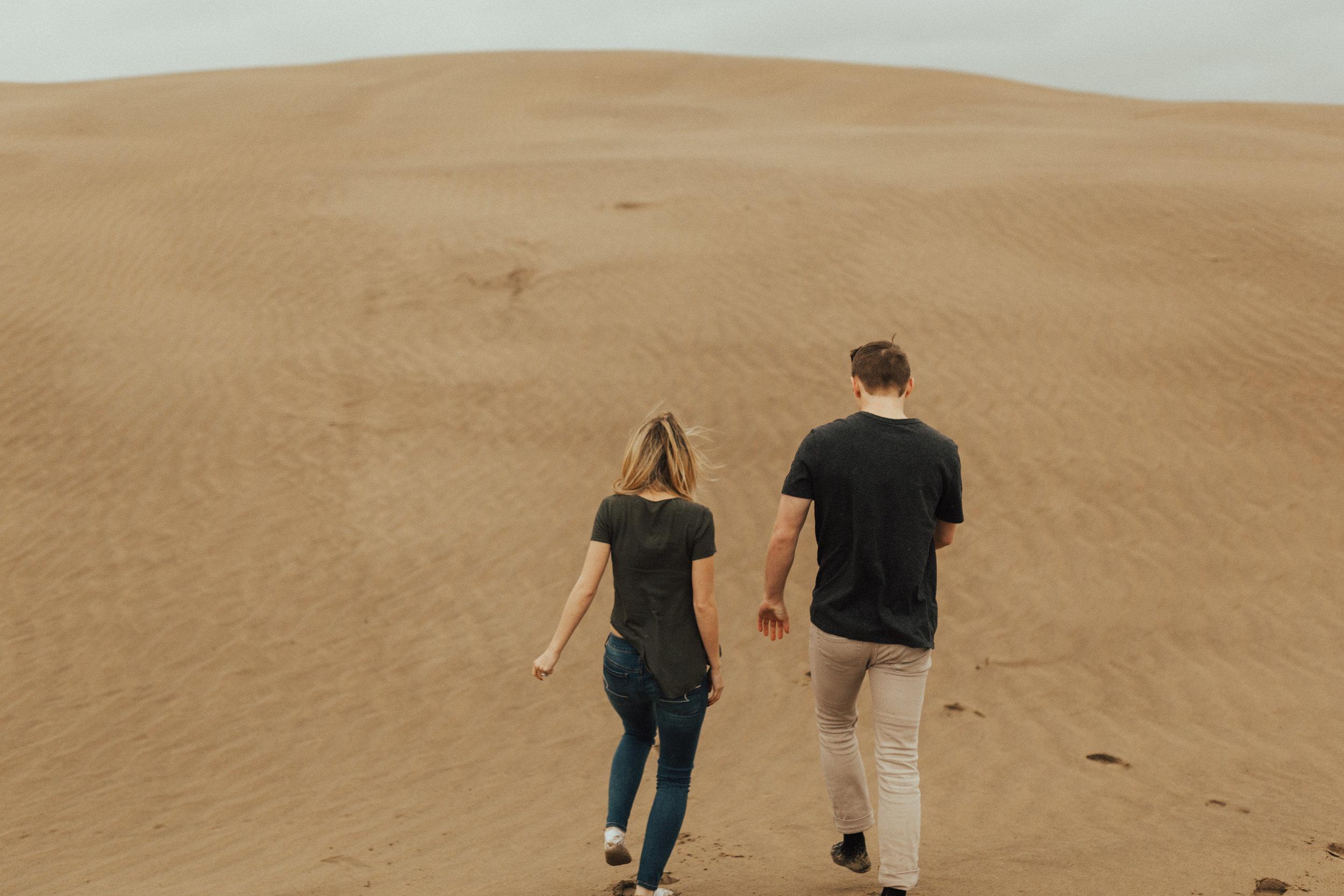 Sand Dune Engagements