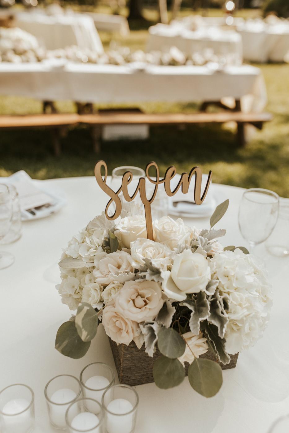 victor Idaho rustic wedding