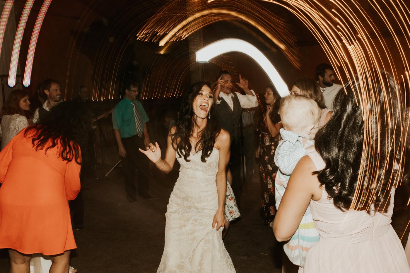 victor idaho rustic mountain wedding