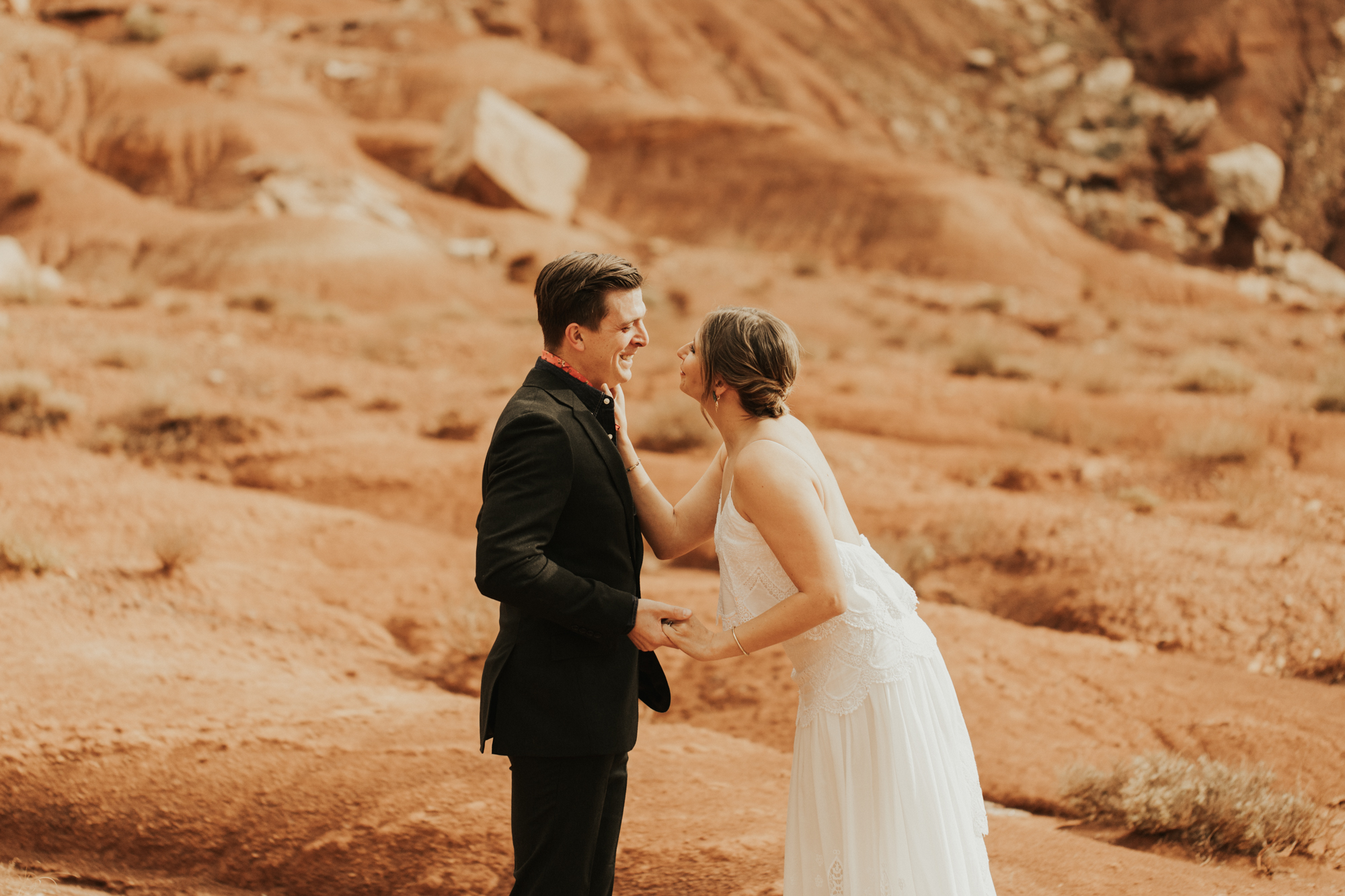 capitol reef national park elopement