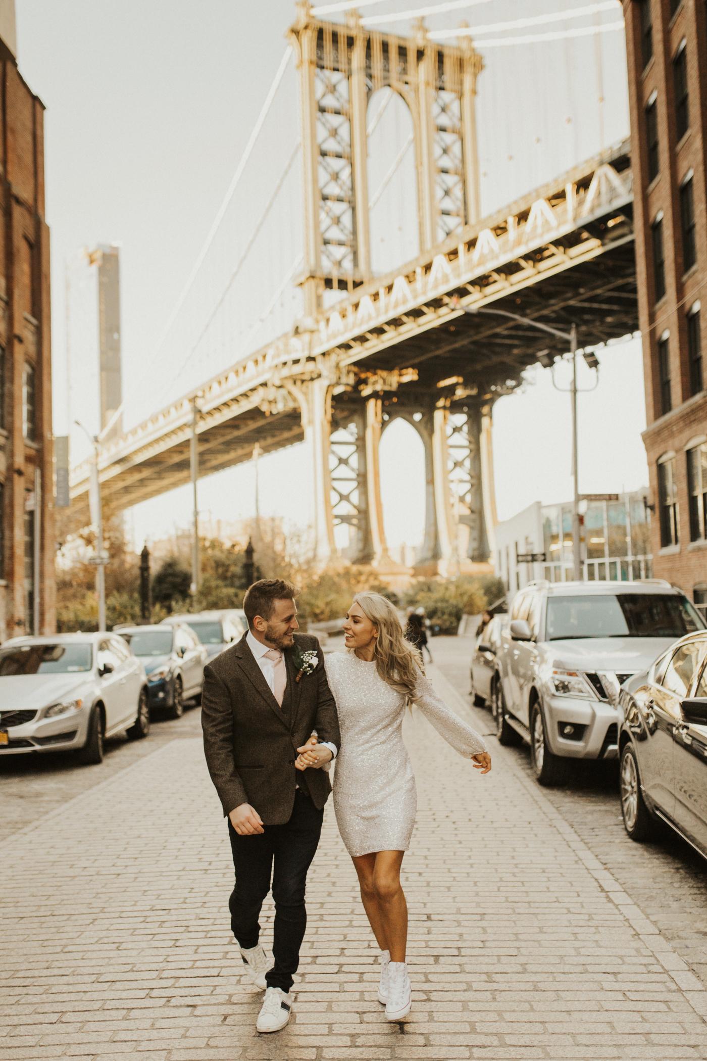 Brooklyn New York elopement