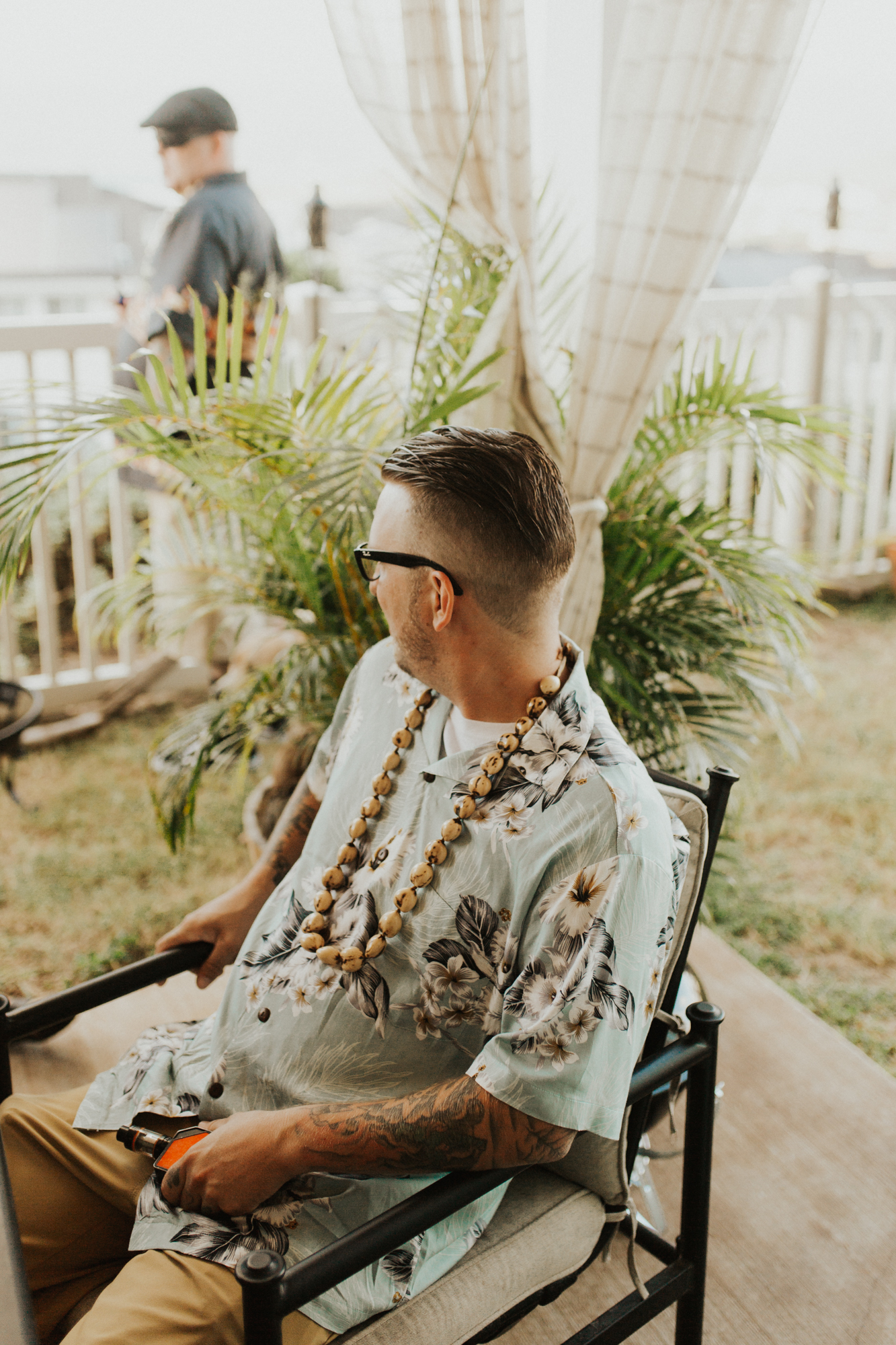 Oahu hawaii elopement wedding