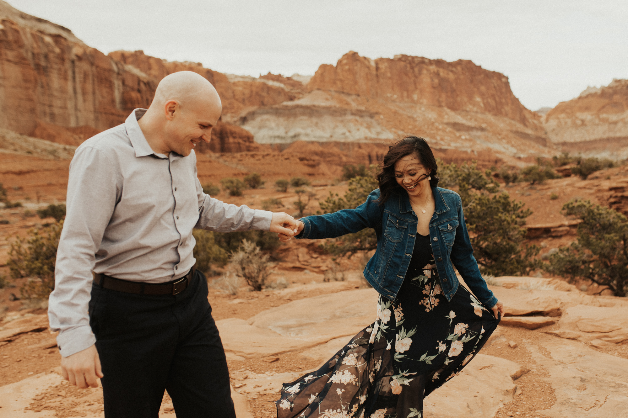 Capitol Reef National Park engagements