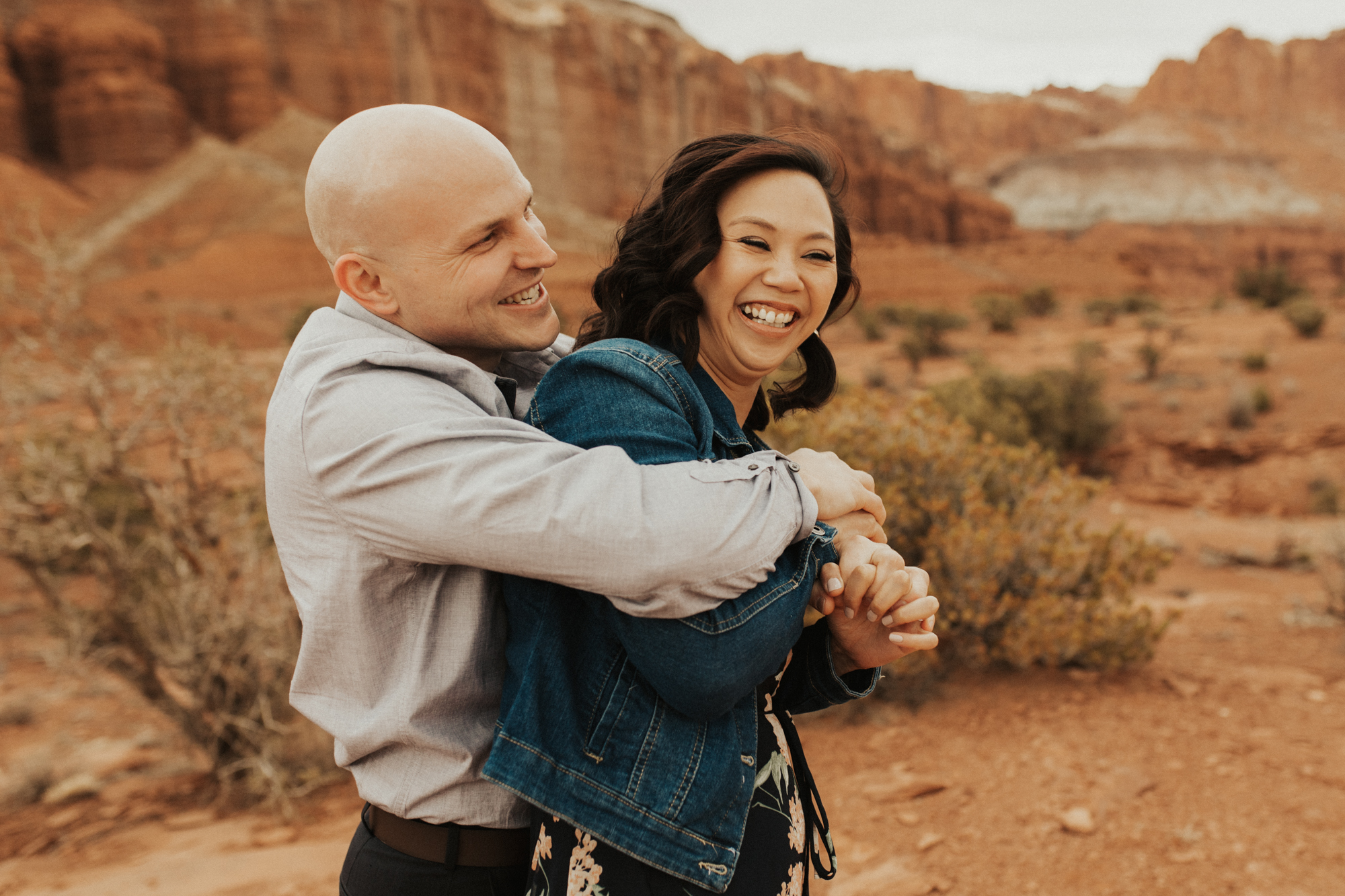 Capitol Reef National Park Engagement