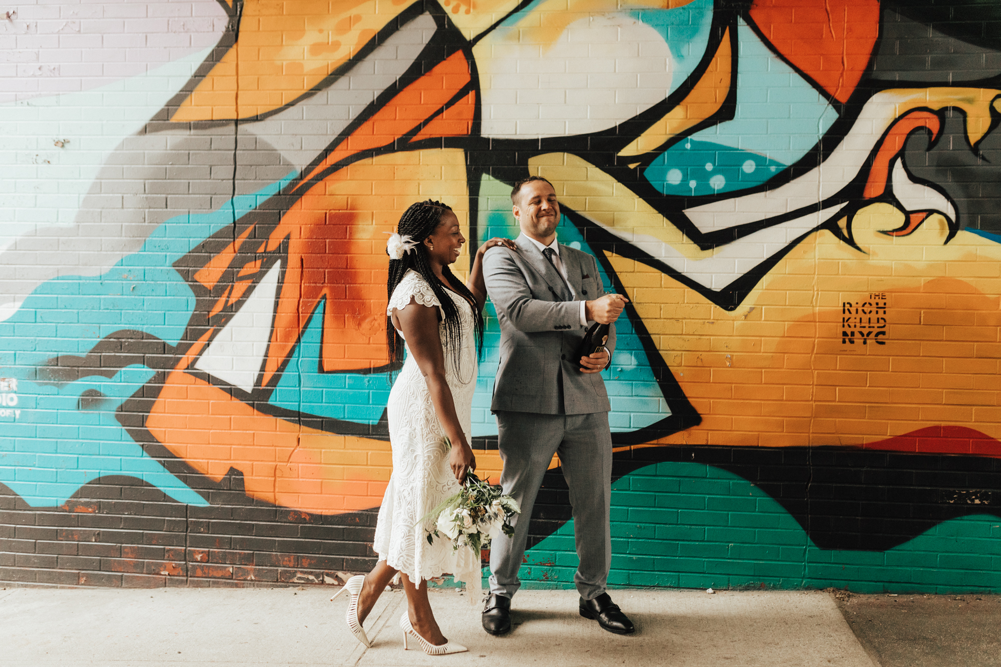 New York City Elopement Photography