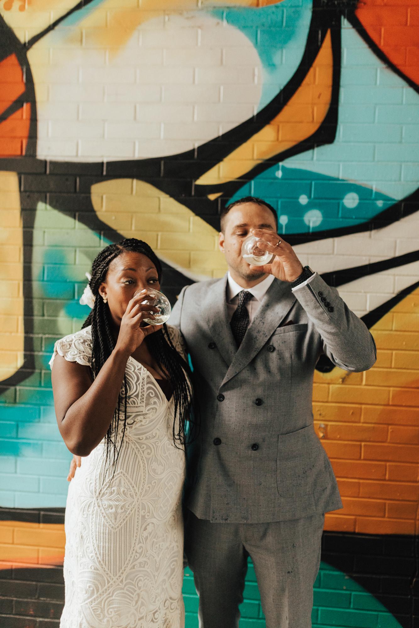 New York city elopement photographer