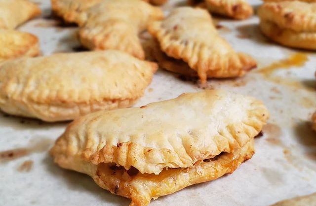 More fresh BEEF Empanadas!! They were sooo good we had to make more. Pick them up today!!