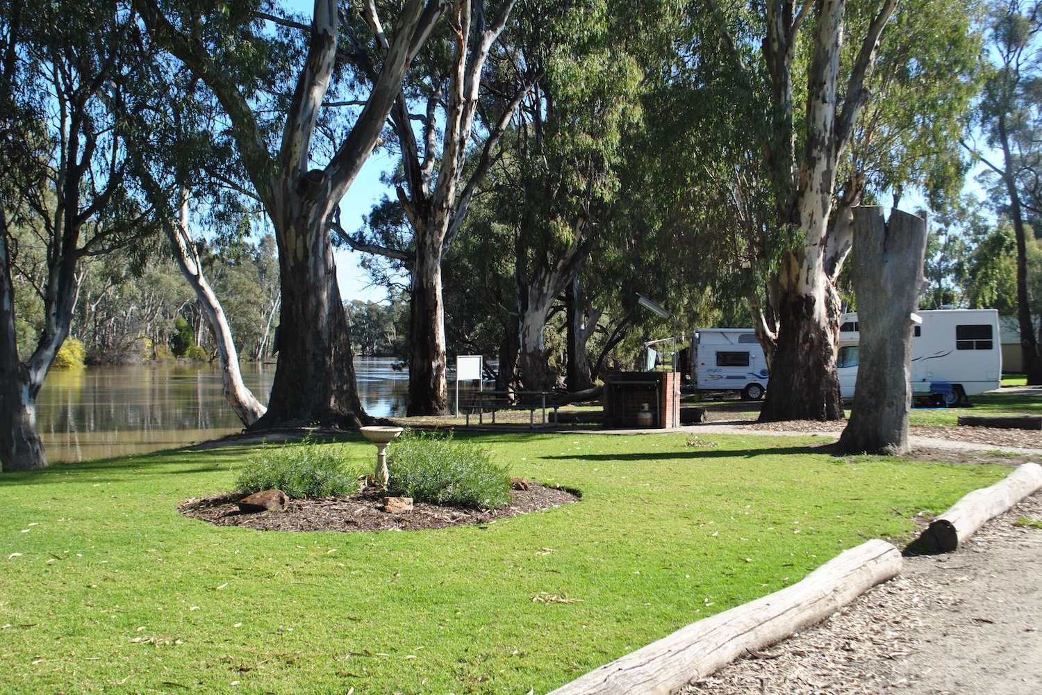 Barham Lakes Caravan Park - Barham Lakes Caravan Park offers the perfect place to stay on the river. Positioned in a natural bush setting, enjoy the peace and tranquillity beside the magnificent red gums.A: 138 East Barham Rd, BarhamP: 03 5453 2009E: stay@blcp.com.auVisit Website