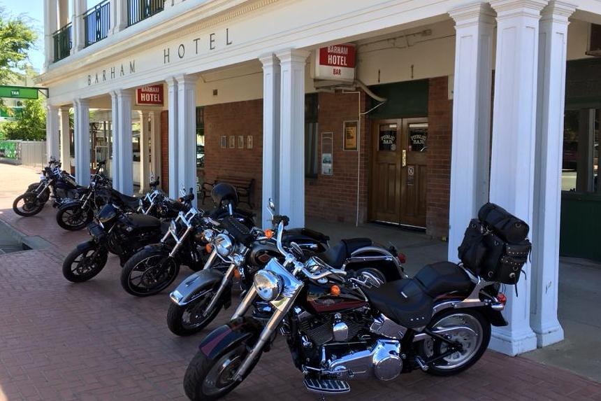 Barham Hotel - 34 Murray St Barham NSW 2732P: 03 5453 2004