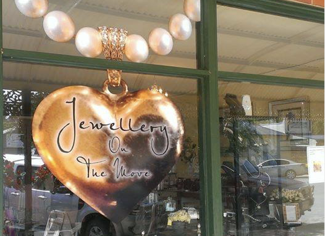 Jewellery On The Move - A: Shop 2 Mellool House, Mellool St BarhamP: 0428 290 168Open some public holiday and some sundaysClosed Tuesdays each weekWebsite