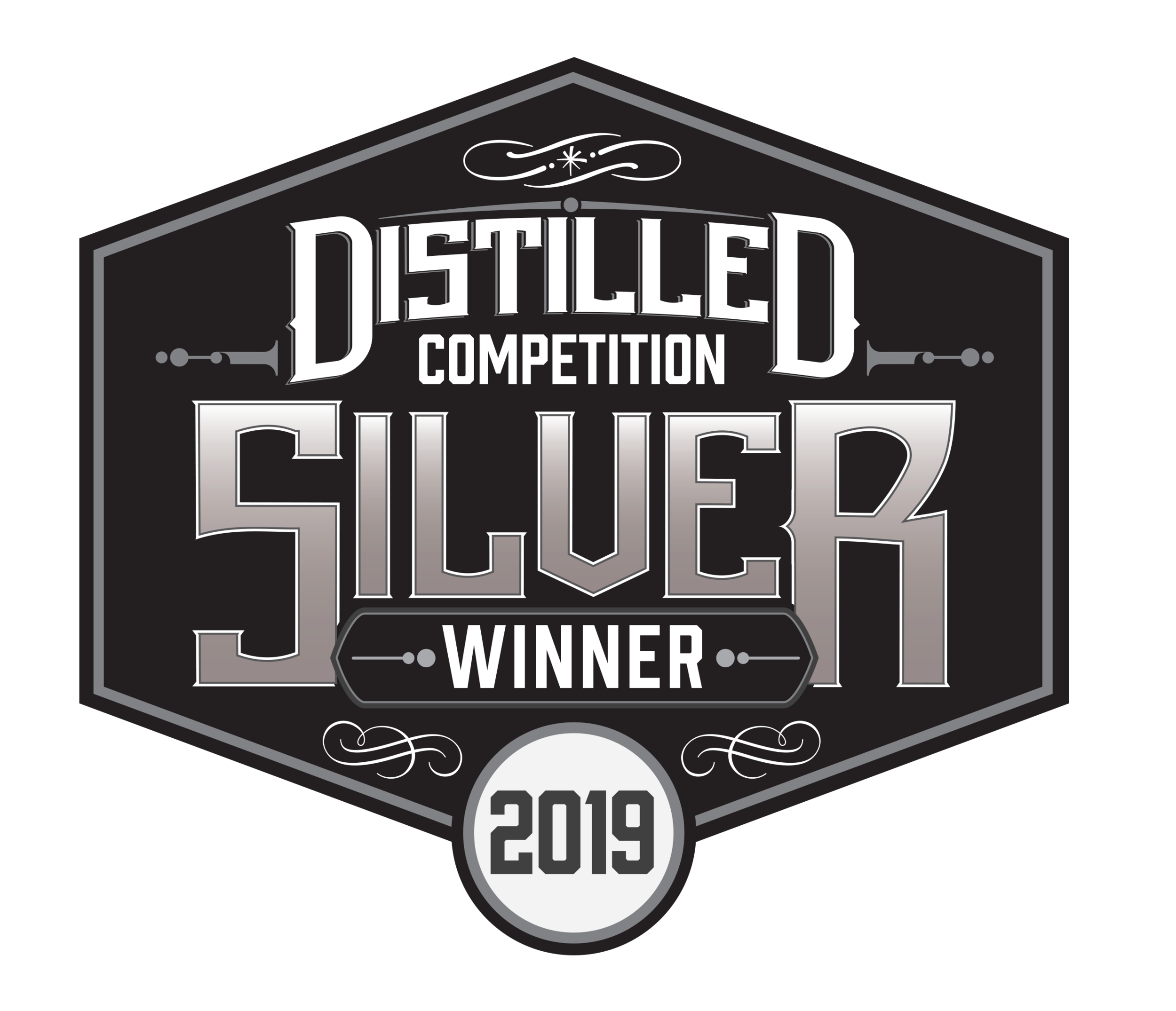 Distilled San Diego, Spirits Competition 2019 - SILVER