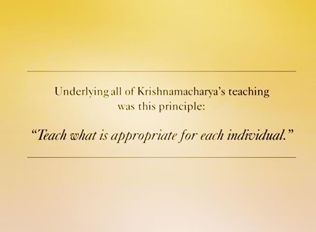 Teach what is appropriate for the individual . Let the message not be lost