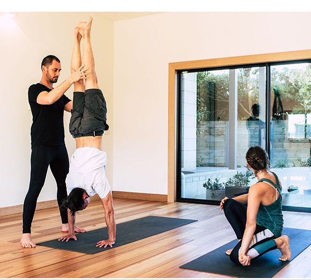 Teach what is appropriate for the individual. Personalised Yoga on the Surfcoast