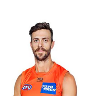 Tim Mohr - Hawthorn (ex-GWS Giants)Launceston, TAS