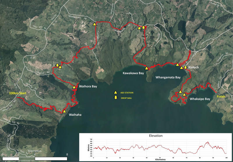 Download map and elevation  (926k pdf)