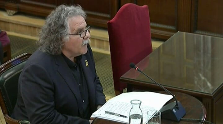 Joan Tarda testifying in the Supreme Court on 27 February 2019. Joan-Tarda-720x400.jpg