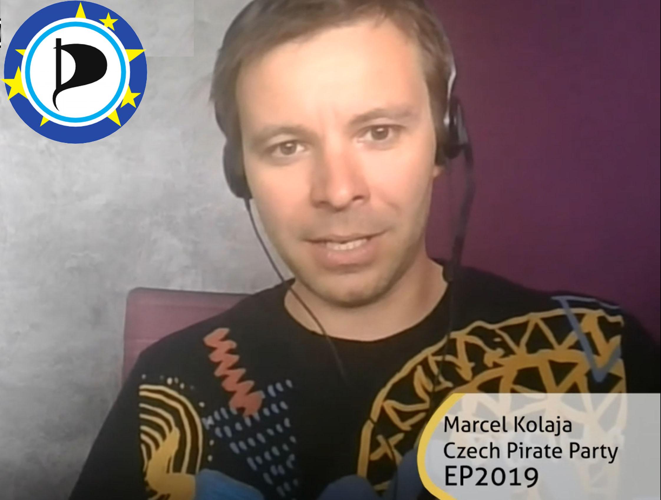 Marcel Kolaja (PPCZ)