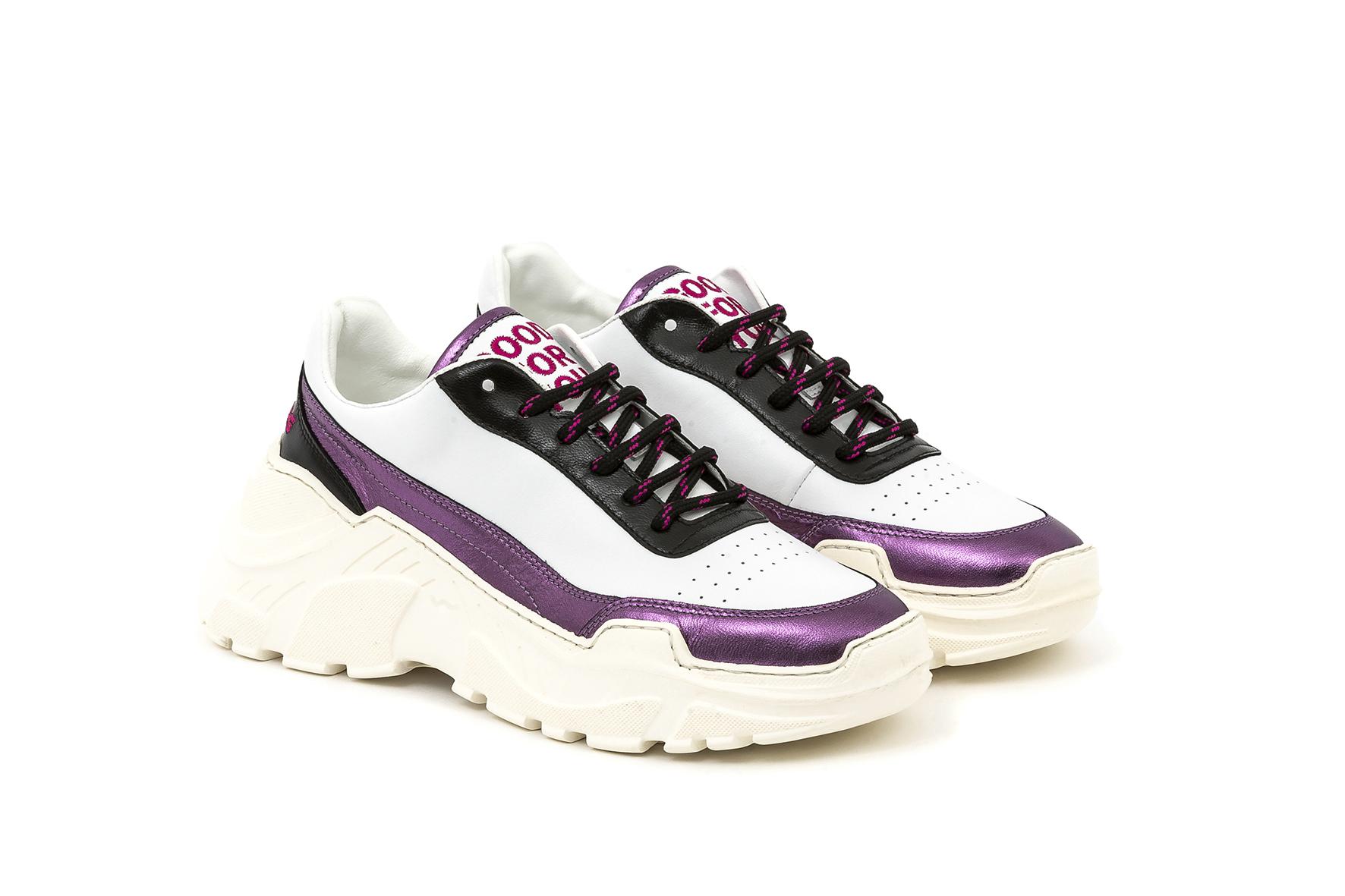IRENEISGOOD x JOSHUAS 聯名系列鞋款 (紫)