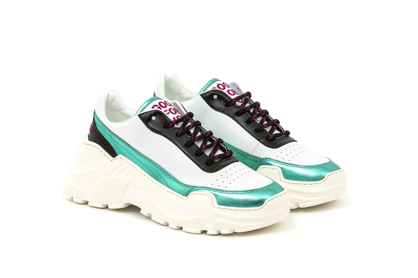 IRENEISGOOD x JOSHUAS 聯名系列鞋款 (綠)