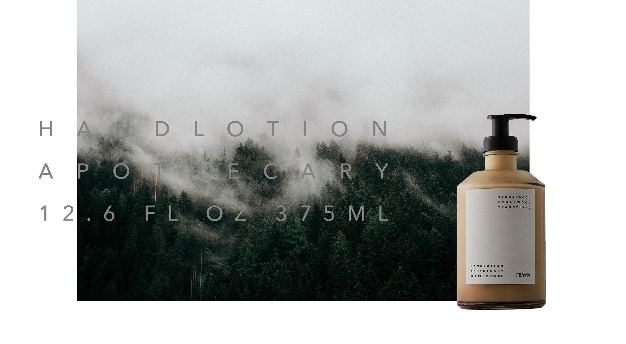 FRAMA 天然保濕護手霜  /  檀香 - 雪松精油 - 依蘭花油