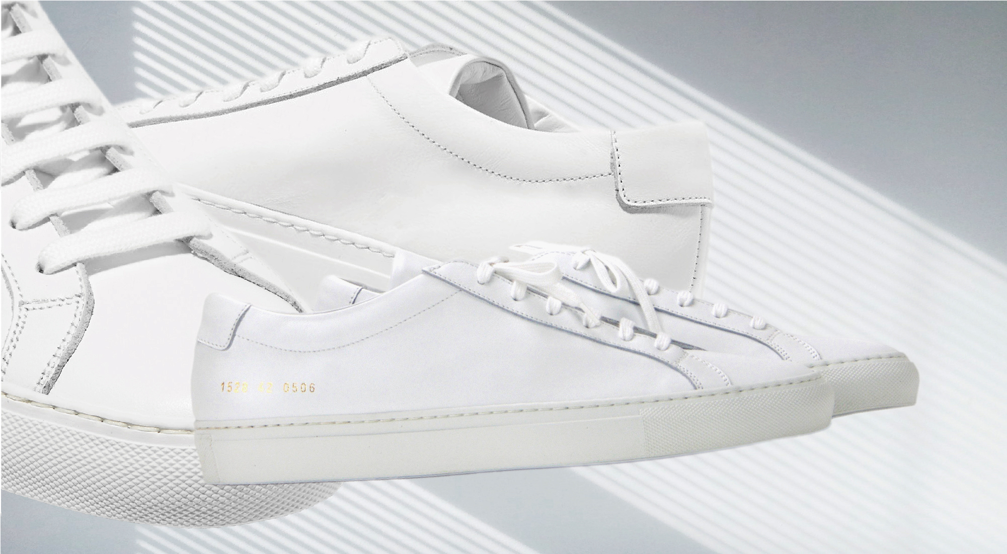 COMMON PROJECTS  - 正式與休閒的完美結合