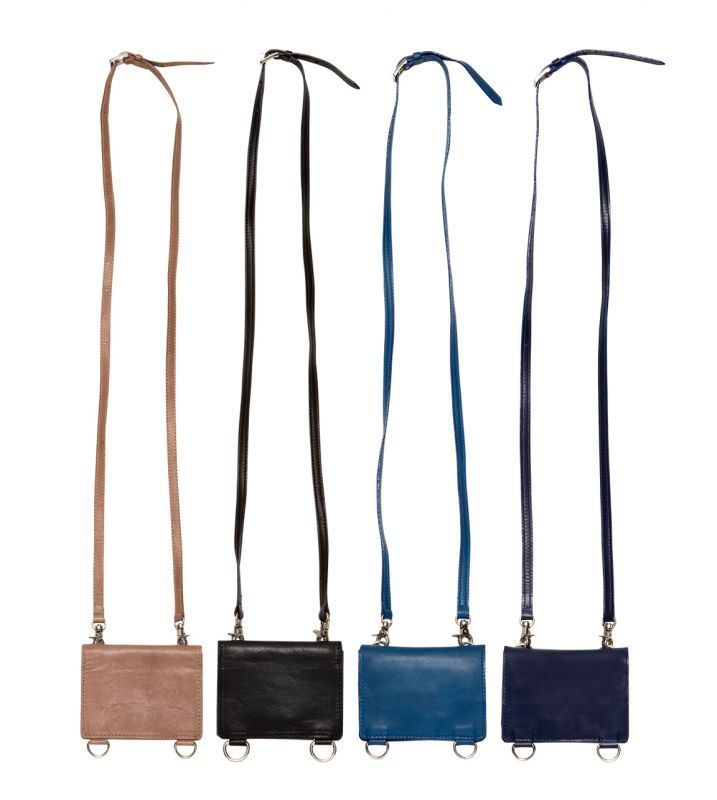 MR. GENTLEMAN - mini pouch wallet