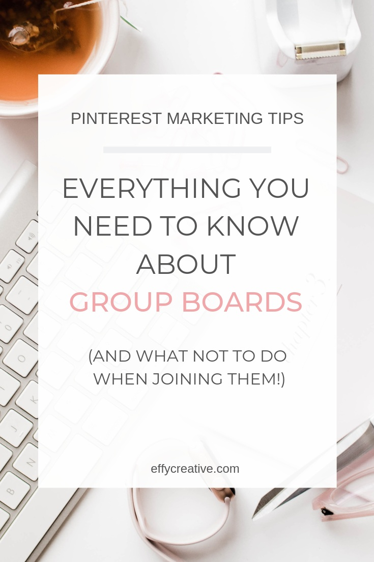 Wondering how to use Pinterest group boards and which are the best group boards to join? This post contains everything you need to know and two things never to do when using Pinterest for business! #howtousepinterestgroupboards #pinterestgroupboardstojoin #pinterestforbusiness #pinteresttipsforbusiness