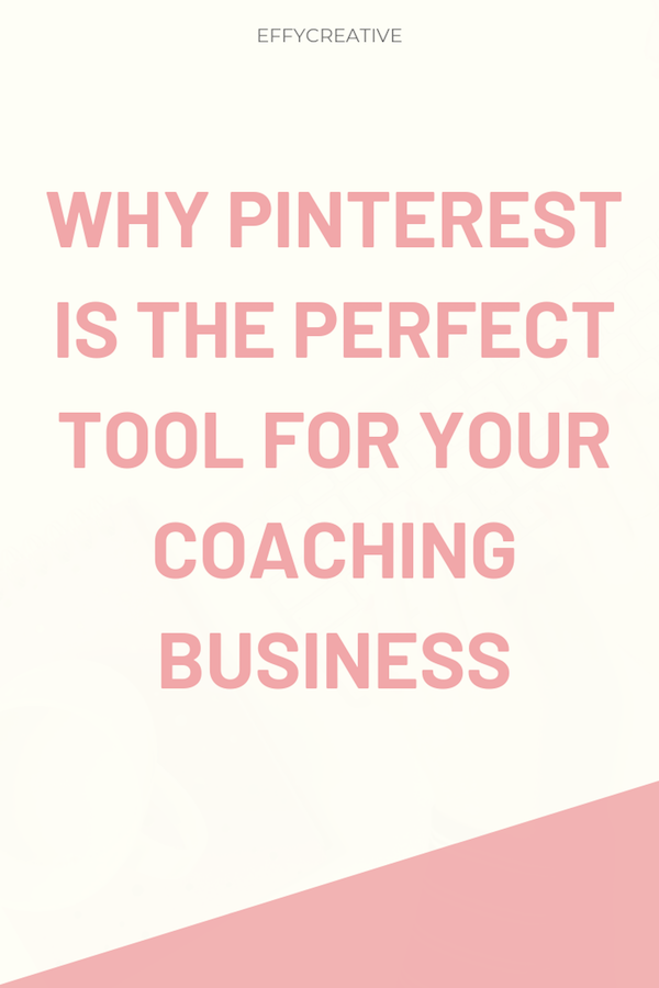 Want more clients to your life coaching business? I'm sharing why you NEED to be using Pinterest marketing to reach your ideal clients. #pinterestmarketing #lifecoachingbusiness