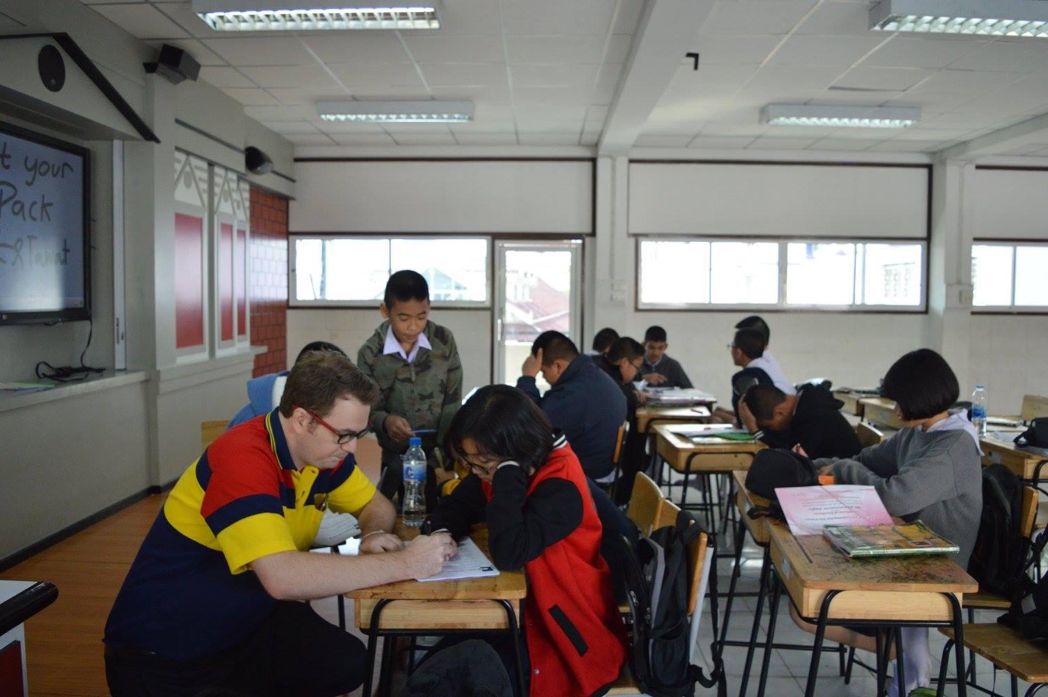 Teacher Matthew in Mathematics M2 class..jpg