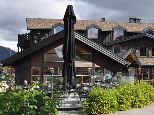 FOSSBERG - HOTELL