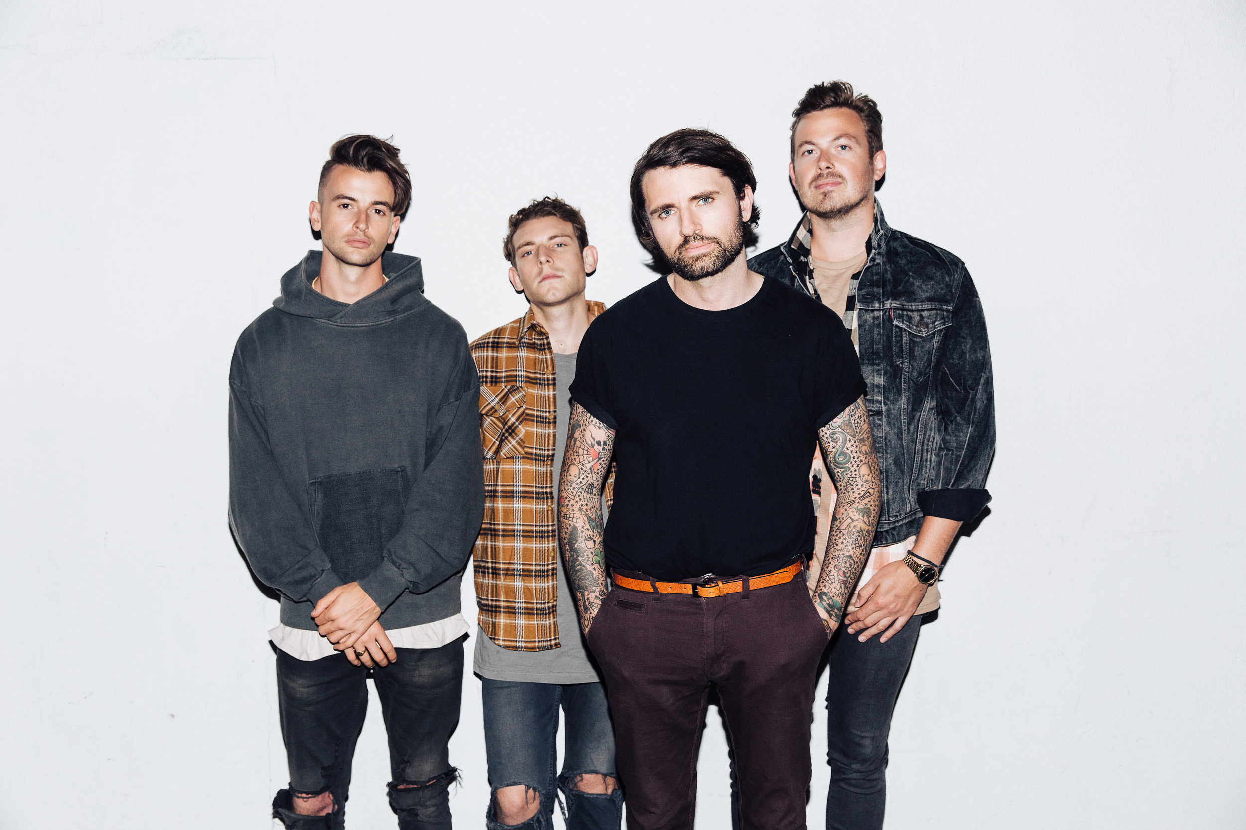 LOWER THAN ATLANTIS -