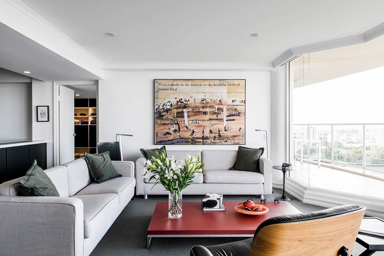 Brisbane City Apartment Refurbish