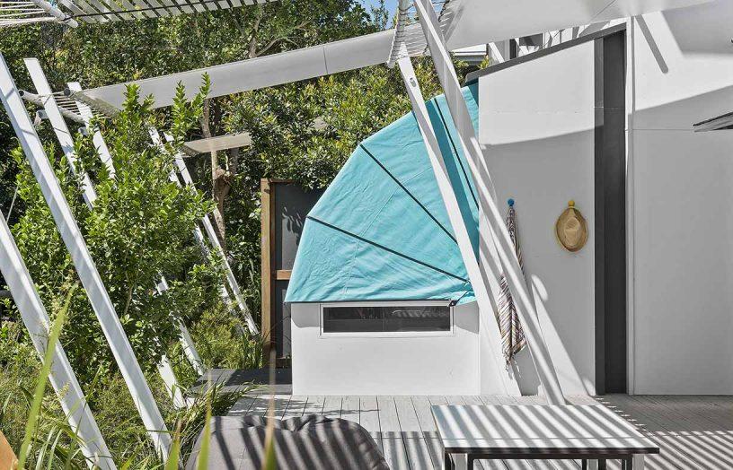 South Stradbroke House Sleeping Pods
