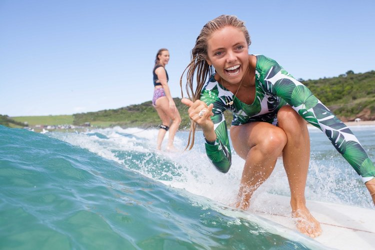 Interview With Mikala Wilbow From She Surfs photography