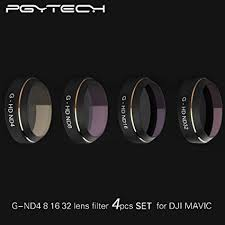 PGYTECH Mavic Pro Platinum HD ND Filters