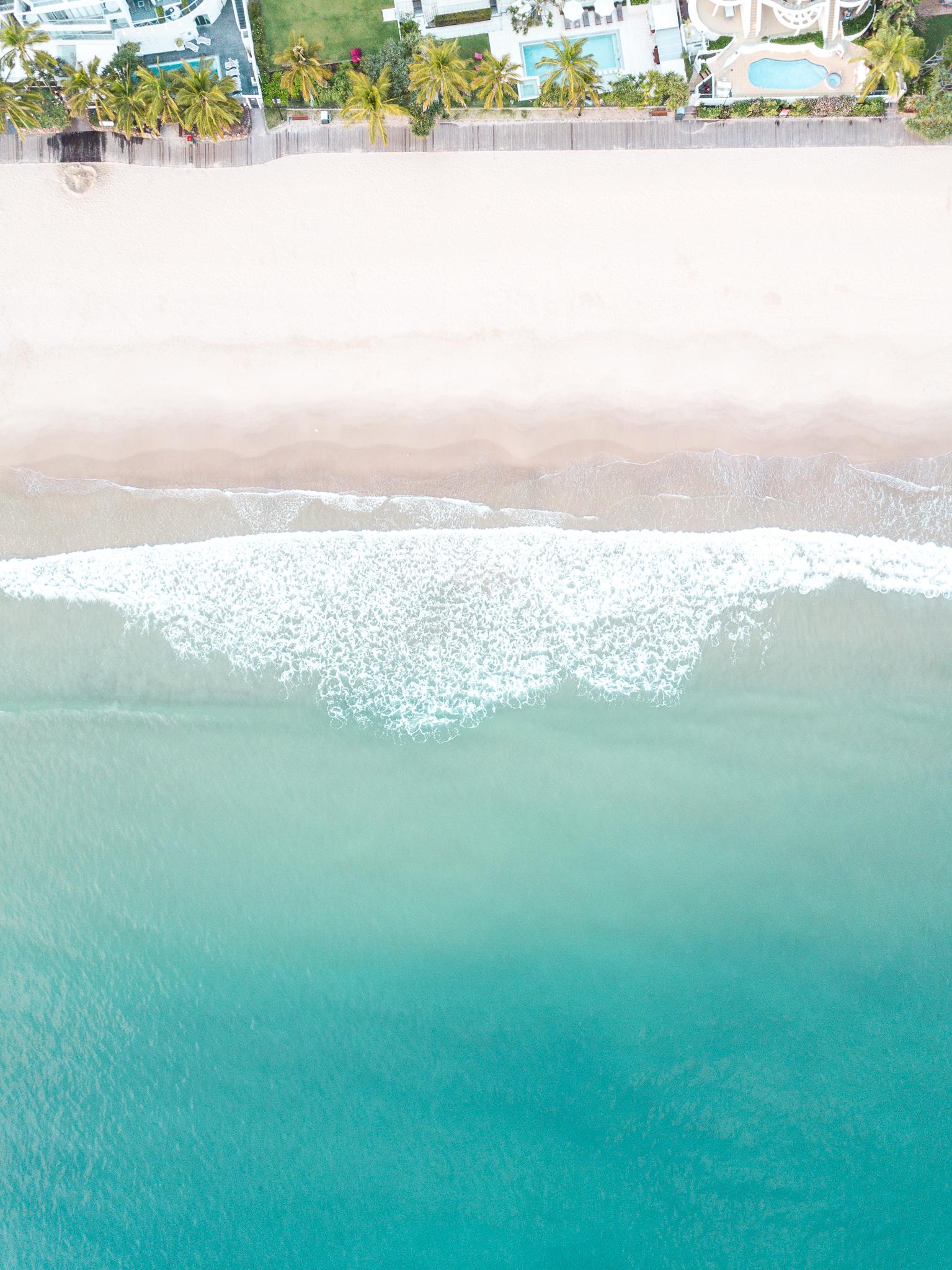 Noosa Beach Landscape