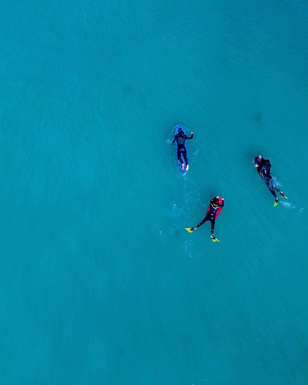 Odell Harris Brisbane Surfer, Ocean Photographer and Podcaster